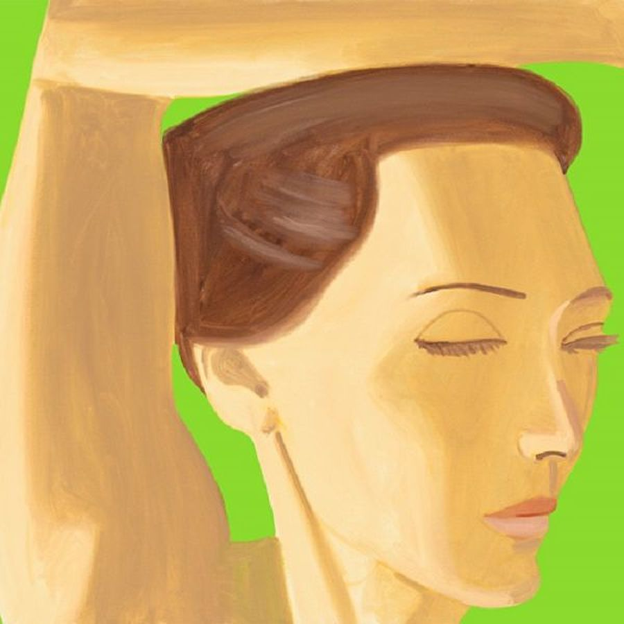 Korff Stiftung - Alex Katz - Graphics - Homage to Degas