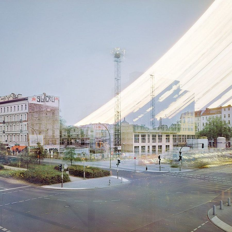 Korff Stiftung - Michael Wesely - Unique Works - Senefelder Platz