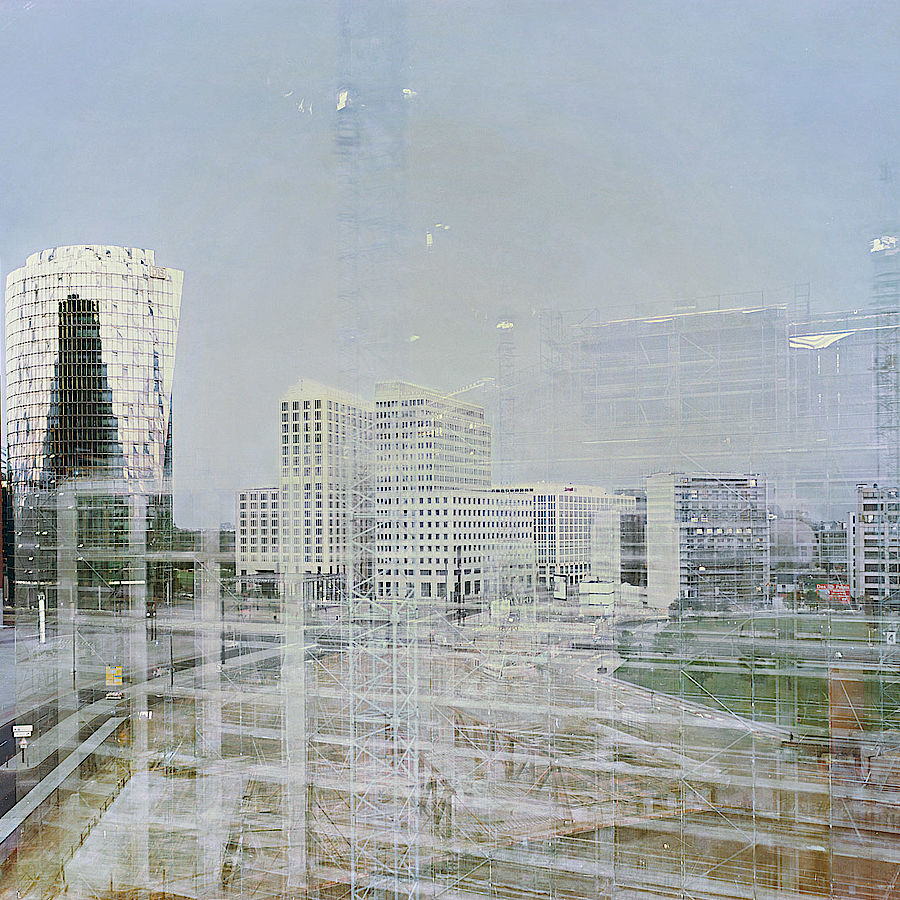 Korff Stiftung - Michael Wesely - Unique Works - Potsdamer Platz