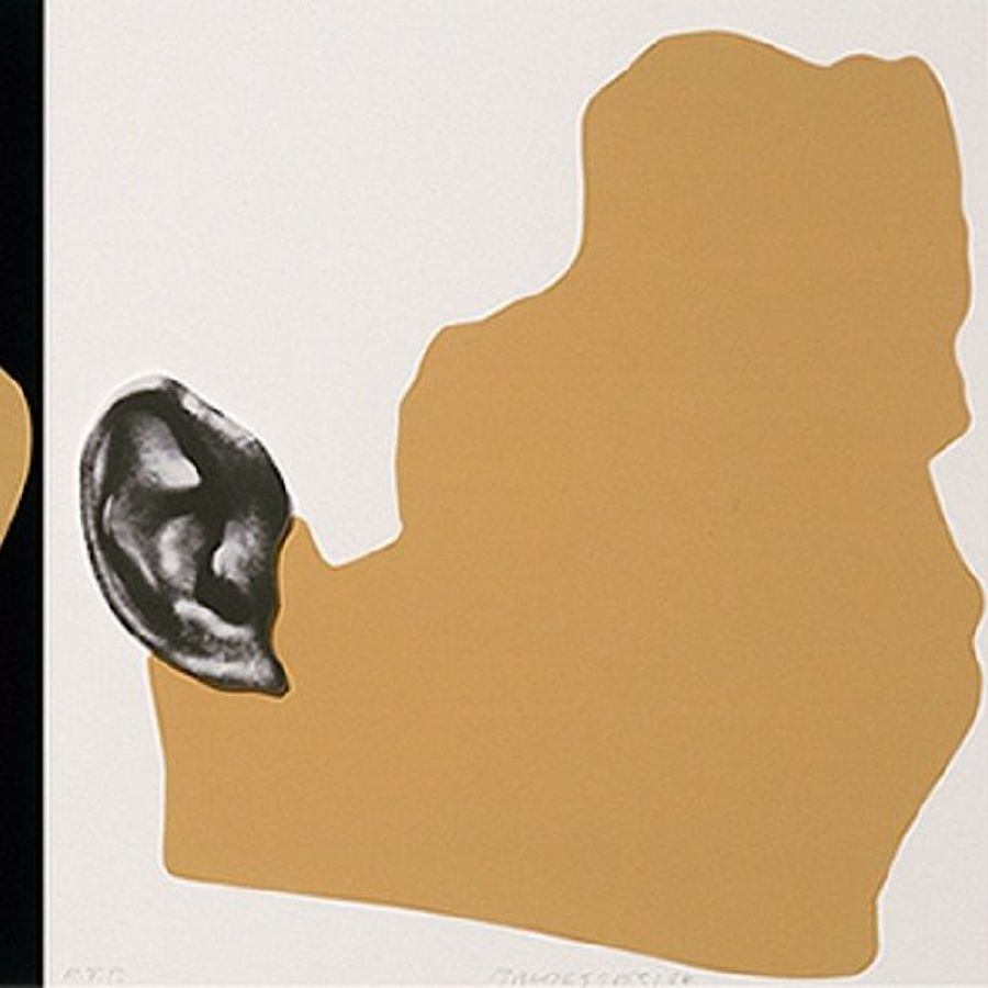 Korff Stiftung - John Baldessari - Grafiken - Noses and ears