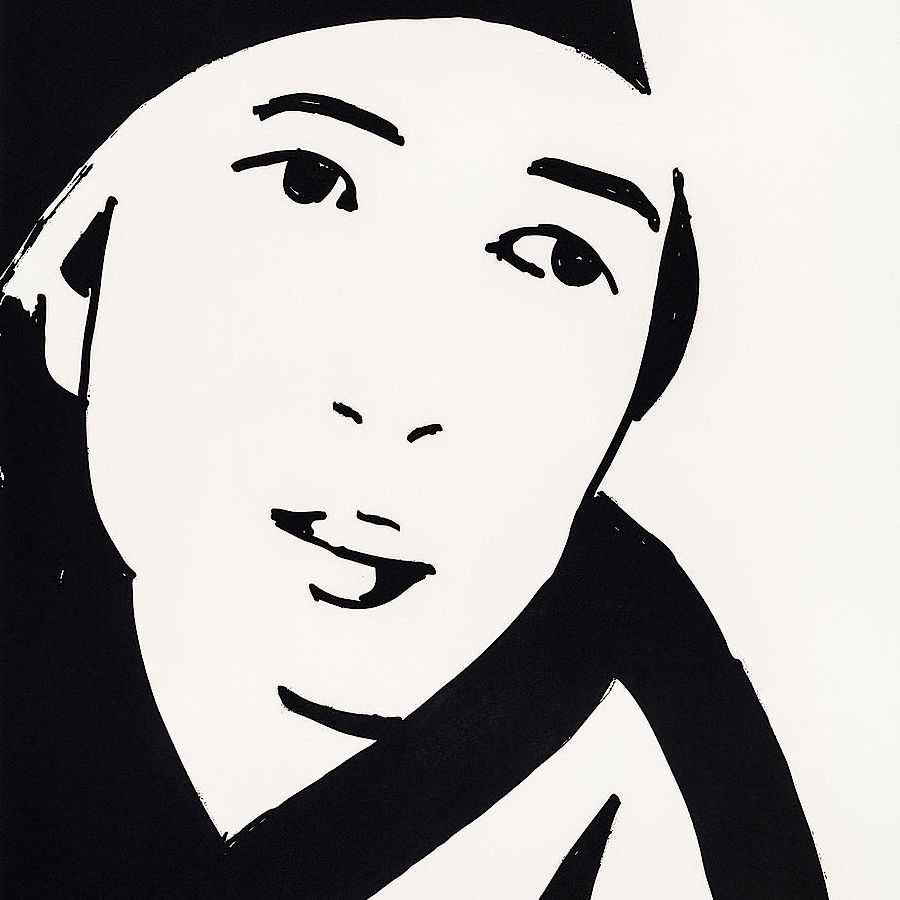 Korff Stiftung - Alex Katz - Graphics - Beauty 4