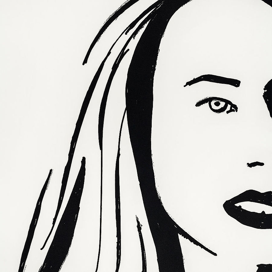 Korff Stiftung - Alex Katz - Graphics - Beauty 6