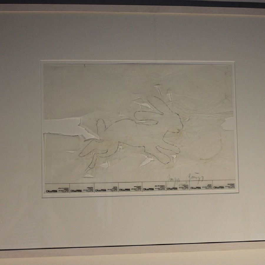 Korff Stiftung - Joseph Beuys - Rare & unique works - Kleiner Steinhase