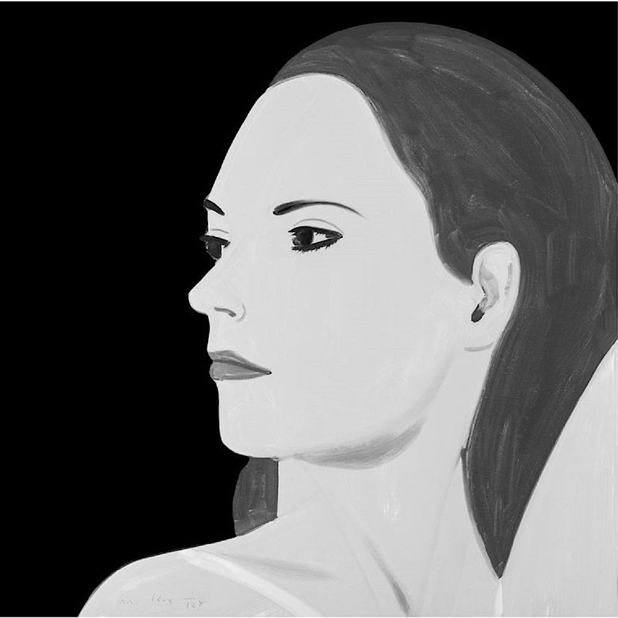 Korff Stiftung - Alex Katz - Graphics - Laura 5