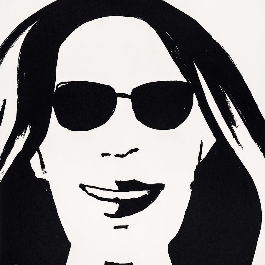 Korff Stiftung - Alex Katz - Graphics - Beauty 5