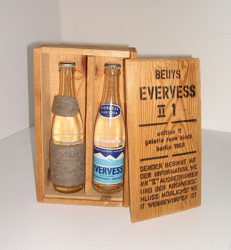 Korff Stiftung - Joseph Beuys - Objects - Evervess II 1