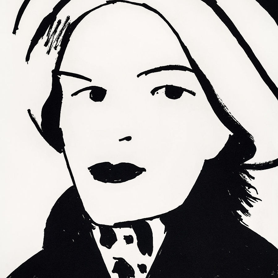 Korff Stiftung - Alex Katz - Graphics - Beauty 3