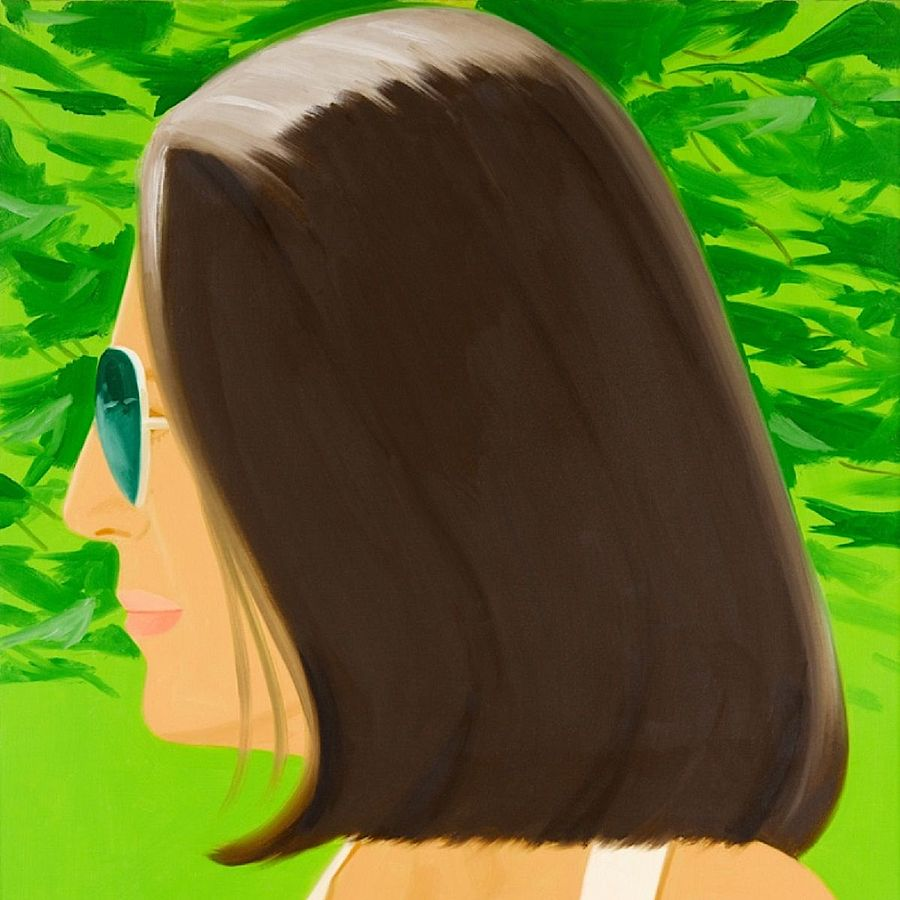 Korff Stiftung - Alex Katz - Graphics - Ada in Spain